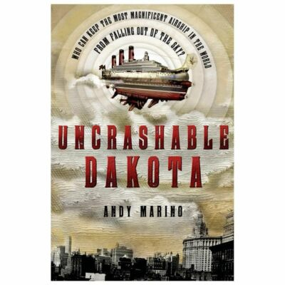 Uncrashable Dakota, Marino, Andy, Good Condition, Book