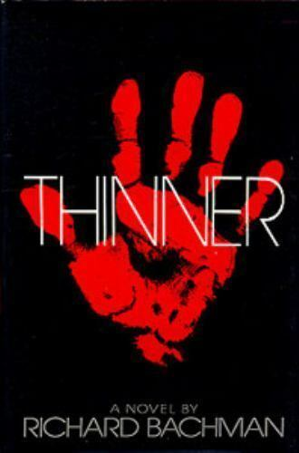 Thinner, Stephen King, Good Condition, Book