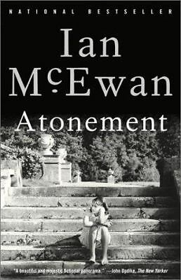 Atonement: A Novel - Ian McEwan - Good Condition