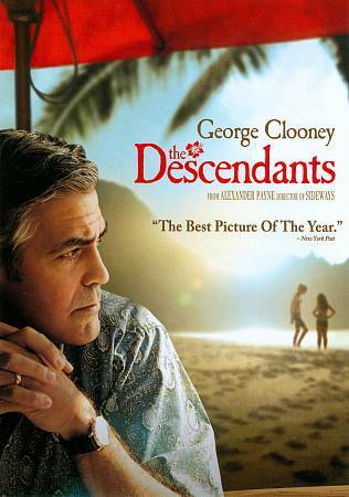 The Descendants by George Clooney, Judy Greer