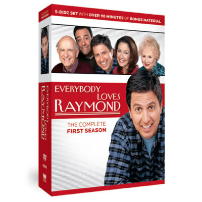 Everybody Loves Raymond: The Complete First Season by Ray Romano, Patricia Heat