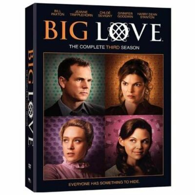 Big Love: Season 3 by Bill Paxton, Jeanne Tripplehorn, Chloe Sevigny, Ginnifer
