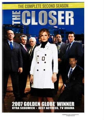 The Closer: The Complete Second Season by Kyra Sedgwick