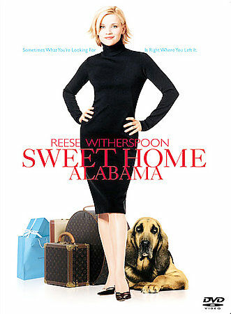 Sweet Home Alabama by Reese Witherspoon, Patrick Dempsey, Josh Lucas, Candice B