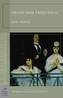 Pride and Prejudice (Barnes & Noble Classics) by Austen, Jane