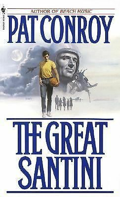 The Great Santini - Conroy, Pat - Acceptable Condition