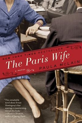 The Paris Wife: A Novel - Paula McLain - Very Good Condition