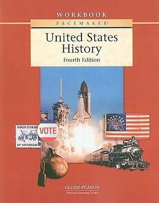 PACEMAKER UNITED STATES HISTORY WORKBOOK FOURTH EDITION 2004 by FEARON