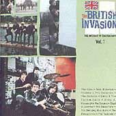 The British Invasion: The History of British Rock: Vol. 1 by Various Artists