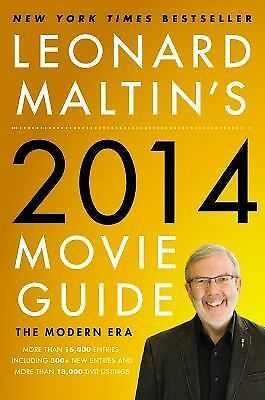 Leonard Maltin's 2014 Movie Guide: The Modern Era (Leonard Maltin's Movie Guide
