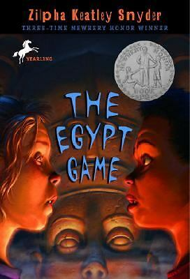 The Egypt Game by Snyder, Zilpha Keatley