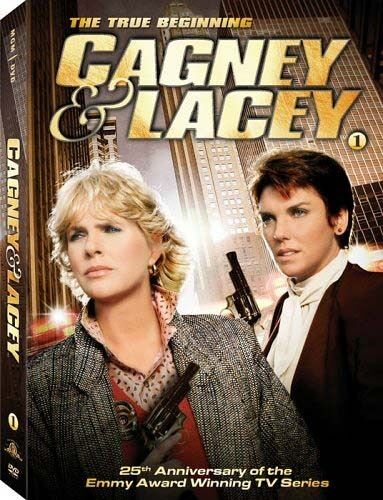 Cagney & Lacey: The Complete First Season by Tyne Daly, Sharon Gless