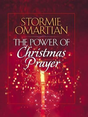 The Power of Christmas Prayer by Omartian, Stormie