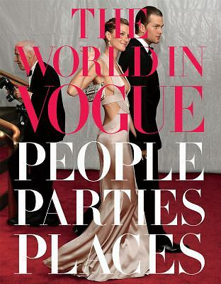 The World in Vogue: People, Parties, Places, , Acceptable Book