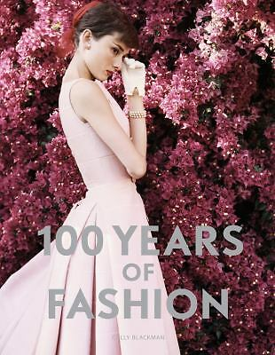 100 Years of Fashion, Blackman, Cally, Acceptable Book