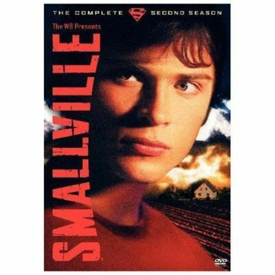 Smallville: The Complete Second Season by Tom Welling, Kristin Kreuk, Michael R