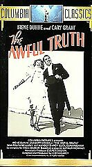 The Awful Truth [VHS] by Irene Dunne, Cary Grant, Ralph Bellamy, Alexander D'Ar