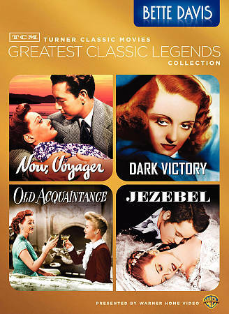 TCM Greatest Classic Film Collection: Legends - Bette Davis (Now, Voyager / Dar