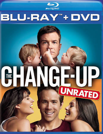 The Change-Up - Unrated Edition (Blu-ray + DVD), Acceptable DVD, Olivia Wilde, R
