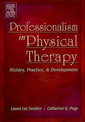 Professionalism in Physical Therapy: History, Practice, and Development, 1e, Pag