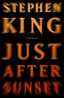 Just After Sunset: Stories - Stephen King - Very Good Condition