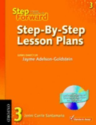 Step Forward 3: Language for Everyday Life Step-by-Step Lesson Plans with Multi