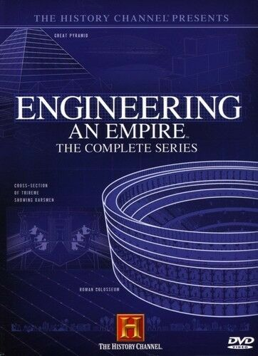 Engineering an Empire: The Complete Series (History Channel) by Engineer An Emp