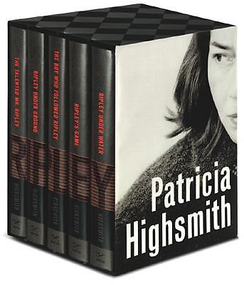 The Complete Ripley Novels by Patricia Highsmith (2008, Hardcover)