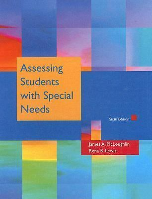 Assessing Students with Special Needs (6th Edition)