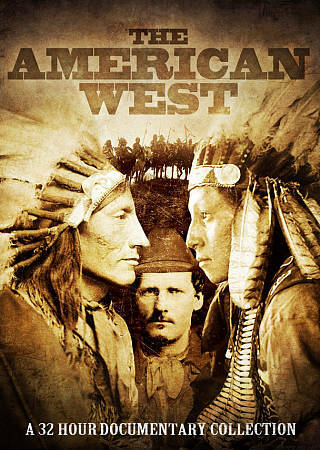 American West: 12 Documentary Set, Acceptable DVD, Various, Various