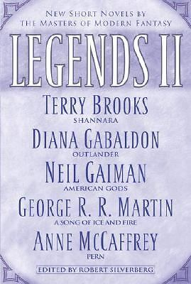 Legends II: New Short Novels by the Masters of Modern Fantasy, , Good Book
