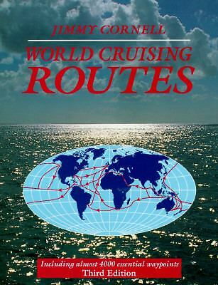 World Cruising Routes, Cornell, Jimmy, Acceptable Book