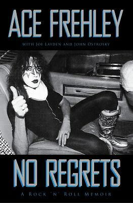 No Regrets, Ace Frehley, Joe Layden, John Ostrosky, Good Book