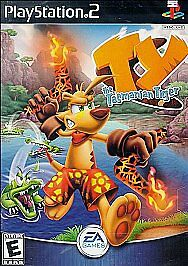 Ty the Tasmanian Tiger by Electronic Arts