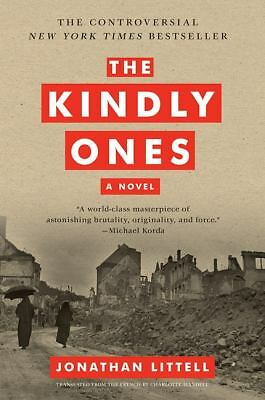 The Kindly Ones: A Novel,Littell, Jonathan,  Good Book