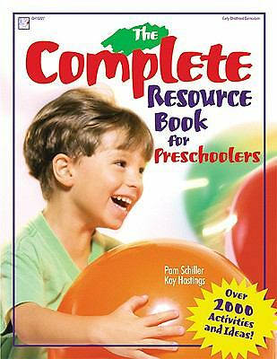 The Complete Resource Book for Preschoolers: An Early Childhood Curriculum With