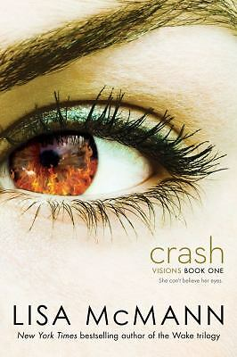 Crash (Visions) by McMann, Lisa