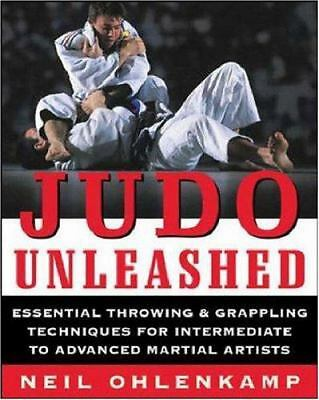 Judo Unleashed: Essential Throwing & Grappling Techniques for Intermediate t