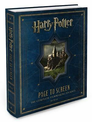 Harry Potter Page to Screen: The Complete Filmmaking Journey, Bob McCabe, Good B