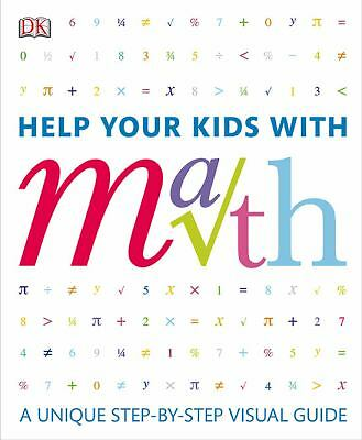 Help Your Kids with Math: A visual problem solver for kids and parents, Lewis, B