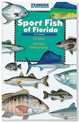 Sport Fish of Florida, Vic Dunaway, Acceptable Book