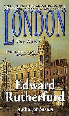 London: The Novel, Rutherfurd, Edward, Good Book