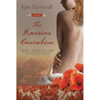 The Russian Concubine by Furnivall, Kate
