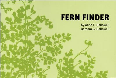 Fern Finder: A Guide to Native Ferns of Central and Northeastern United States a