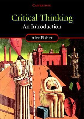 Critical Thinking, Alec Fisher, Good Book
