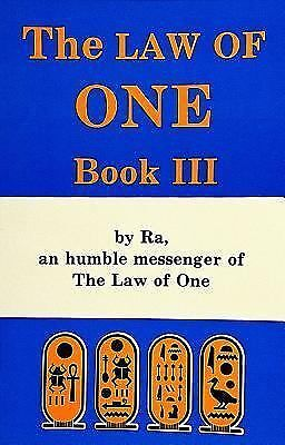 The Law of One, Book Three : By Ra an Humble Messenger (Bk. 3), Ra, Acceptable B