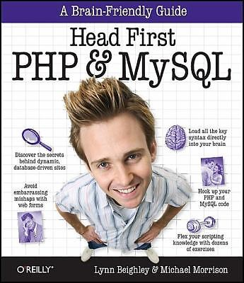 Head First PHP & MySQL,Morrison, Michael, Beighley, Lynn,  Acceptable  Book