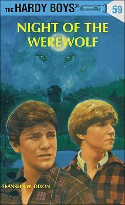 Hardy Boys 59: Night of the Werewolf, Dixon, Franklin W., Good Book