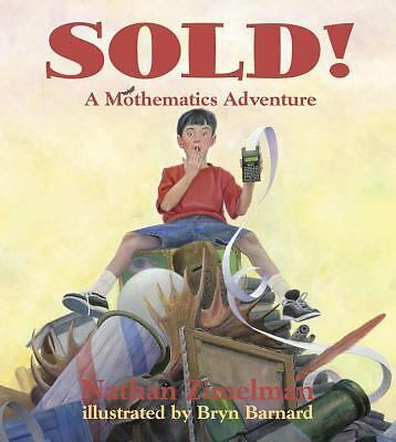 Sold! A Math Adventure - Zimelman, Nathan - New Condition