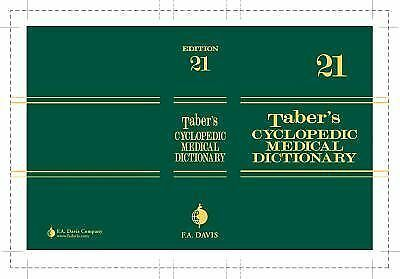 Taber's Cyclopedic Medical Dictionary (Non-thumb-indexed Version) (Taber's Cyclo